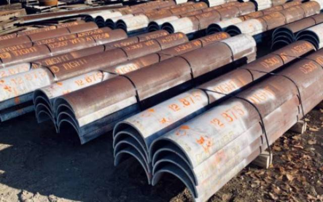 Pipe Sleeves For Pipe Fabrication